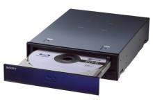Sony annuncia la prima unità Blu-ray Disc per PC