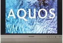 Nasce Aquos LC-20SD4E