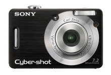 Quattro nuovi modelli Sony Cyber-shot