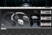 Nuovo sito Audiogamma s.p.a.