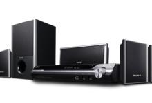 Nuovi sistemi Sony Bravia Theatre serie DAV-DZ: