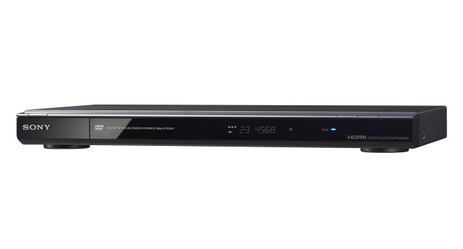 Sony DVP-NS708H: il lettore DVD con upscaling