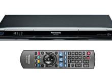Due nuovi lettori Blu-ray per Panasonic