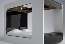 A letto con l'hi-tech