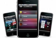 Crestron, anche per l'iPhone