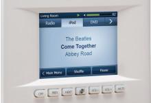 Controllo facile grazie al Niles Audio TS Pro