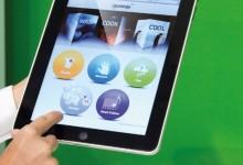 I consumi sotto controllo, sull'iPad