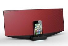 Sony CMT-V50iP: design sofisticato e audio di qualità