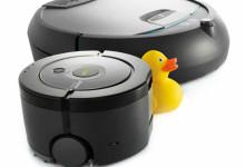 Scooba: il nuovo lavapavimenti di iRobot