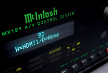 McIntosh: home theater di classe regale