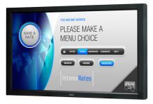 Nuovi display multi-touch da NEC