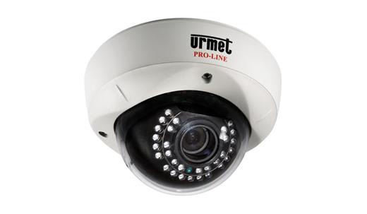 Urmet lancia le telecamere HD per la videosorveglianza