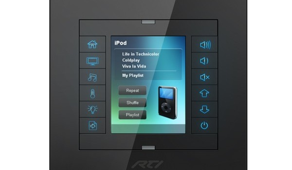 RTI KX-2, i touch-screen eleganti adatti a tutti gli ambienti