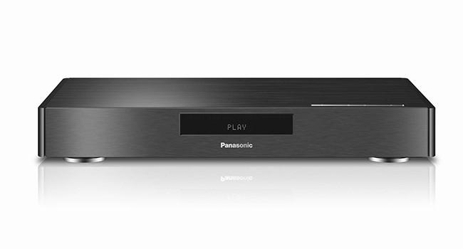 Panasonic presenta il Blu-ray Disc player di prossima generazione