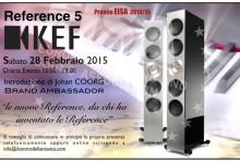 Kef Reference Series, il riferimento arriva in Italia