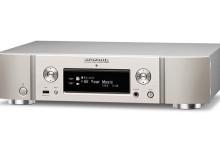Marantz NA6005, il network player di fascia media per l'alta risoluzione