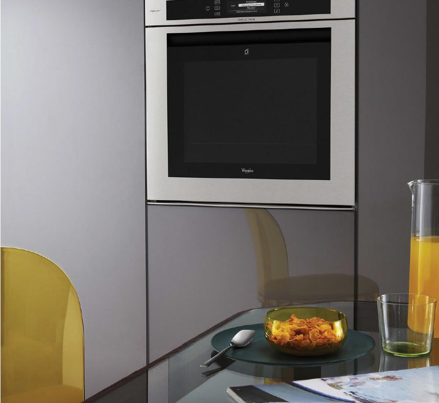 Hi tech tra i fornelli hc home comfort design - Forno a induzione consumi ...