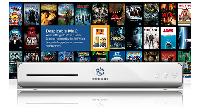 Kaleidescape Alto, il Blu-ray per l'entertainment di qualità