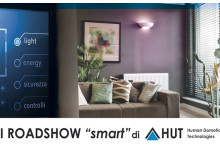 """HUT Roadshow """"smart"""": il focus sulle opportunità offerte dalla domotica"""
