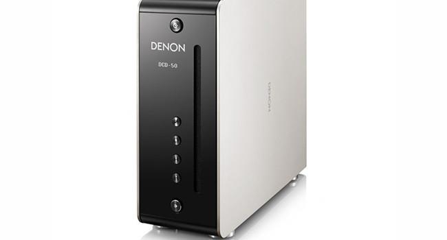 Denon DCD-50, un compagno perfetto