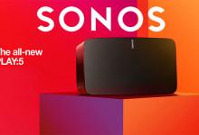 Sonos Play:5, con il restyling è tutta un'altra musica