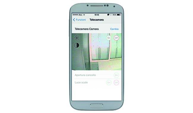 BTicino_2 telecamera android
