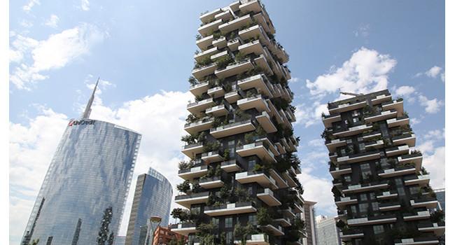 C'è Vimar sul grattacielo più bello del mondo