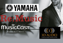 Yamaha Days, sabato da 3D Audio