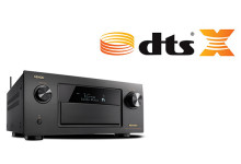 Il DTS:X sbarca sui ricevitori premium Denon