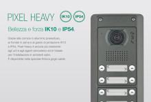 Elvox Pixel Heavy, il design che resiste a tutto