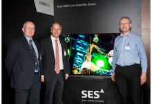 LG e BBC testano la tv del futuro