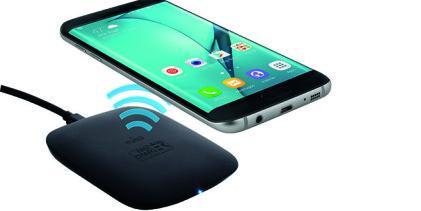 Fast Wireless Charging Station: comodità firmata Puro