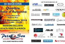 A Padova le Quattro note d'autunno
