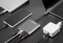 Connetti e ricarica veloce con il Lindy HUB USB
