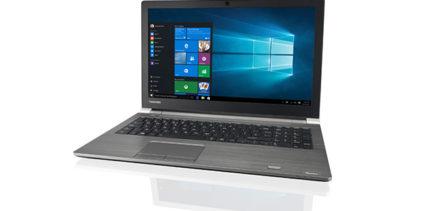 Notebook Toshiba, con la 7ª massima efficienza operativa