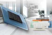 Arké Classic, il design Vimar ora in trasparenza