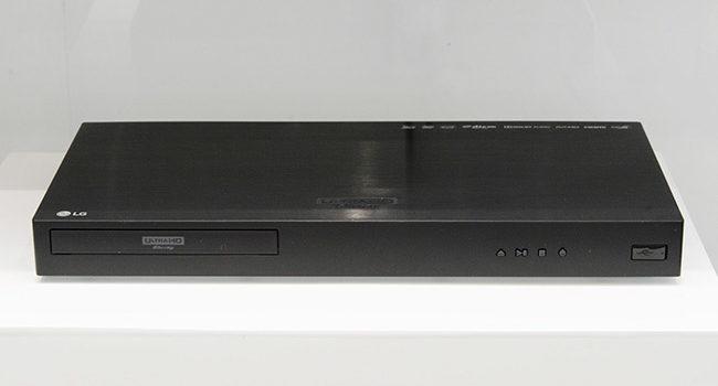 C'è il Dolby Vision nel nuovo lettore Blu-Ray LG