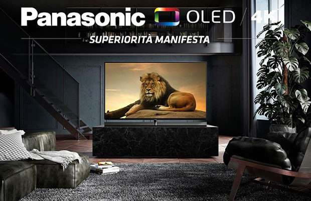 In arrivo la gamma TV OLED Panasonic 2017
