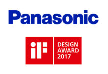 Il design Panasonic premiato con 22 iF Design Award 2017