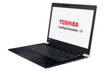 Business notebook in gran forma: ecco i Toshiba Portégé X30 e Tecra X40