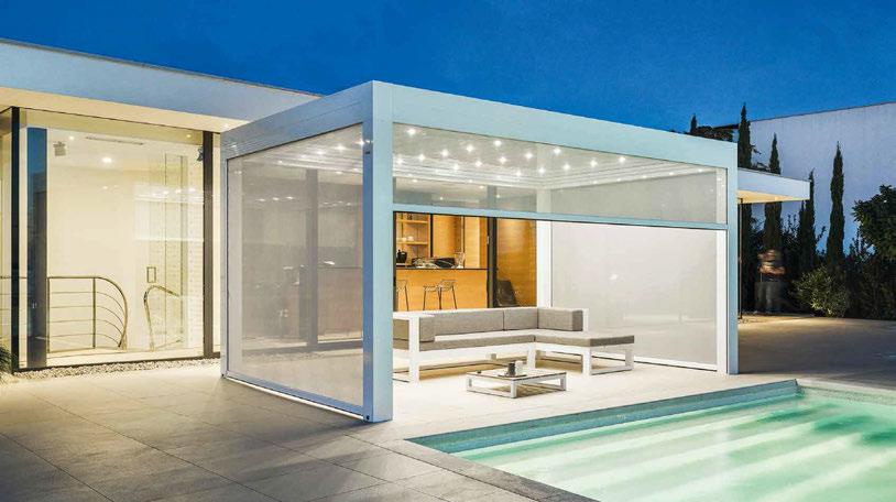 Tecnologie per l\'outdoor - HC   Home Comfort & Design