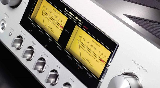 Luxman L-590AXII, La musica con la A maiuscola