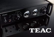 Potenza ed eleganza nel nuovo amplificatore/DAC integrato TEAC AI-503