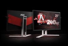 Massima fluidità per gli utenti NVIDIA con l'AOC AGON AG251FG