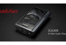 Kann, il nuovo player digitale Astell&Kern per pilotare tutto