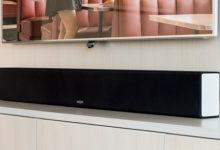 Monitor Audio SB-4: la soundbar più grande è anche versatile
