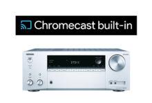 Onkyo rilascia il firmware che abilita Chromecast nei suoi prodotti