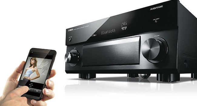 Yamaha Aventage, i nuovi receiver pronti per un entertainment totale