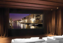 Adeum Cinema Suite, l'home cinema sartoriale