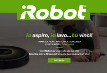 Vinci con iRobot Spring 2017, il concorso per chi è casalingo dentro